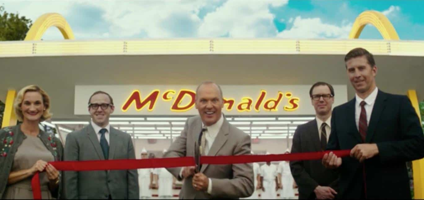 The Founder Movie