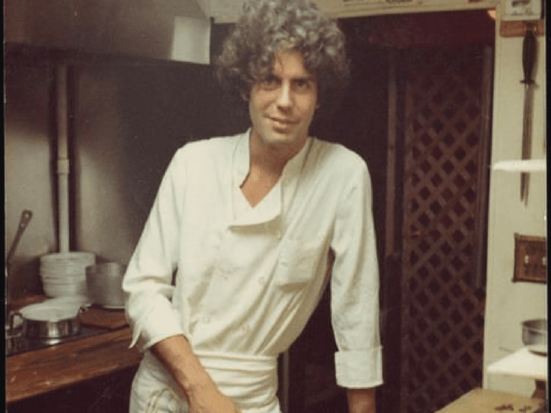 ANTHONY BOURDAIN 1956-2018