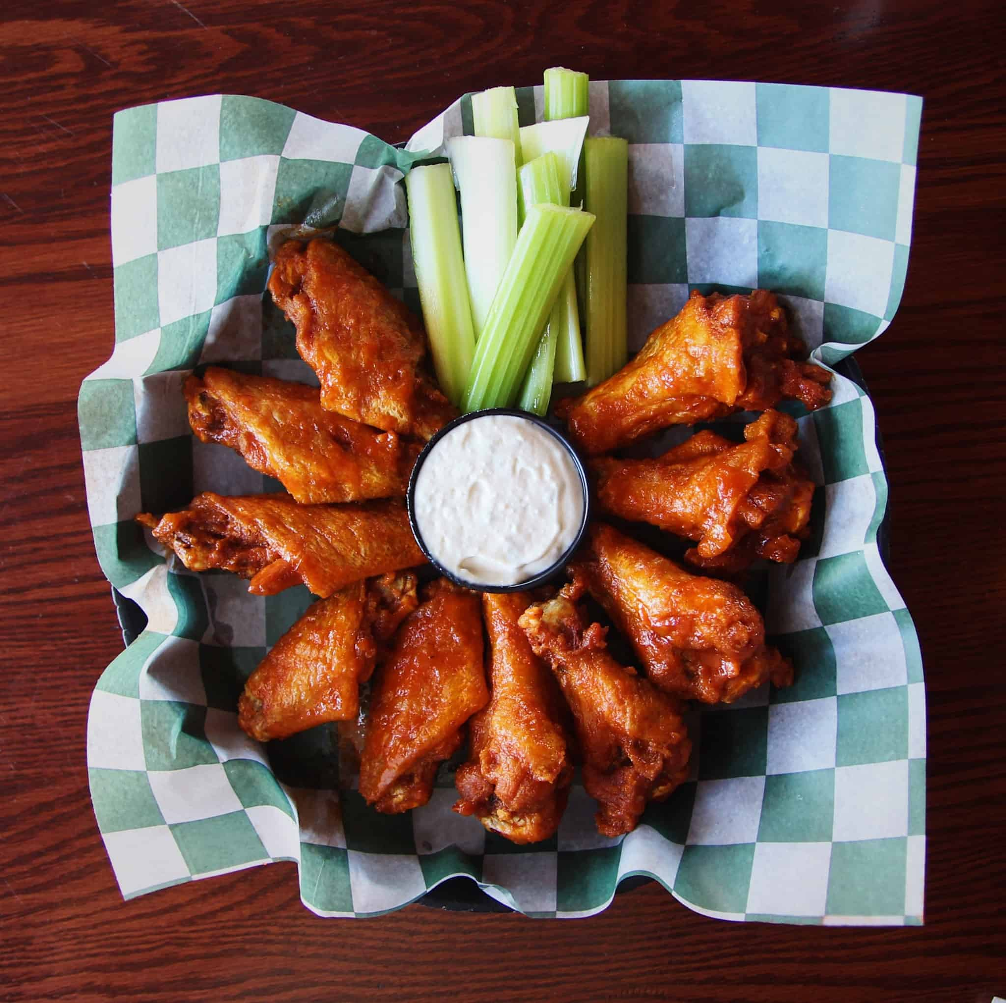 Road Trip:   Buffalo Wing Trail