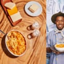 Chef Paul Toussaint's Mac & Cheese With Creole Spice